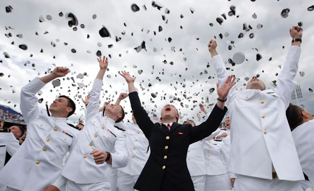 Service academies start to implement Trump military transgender ban
