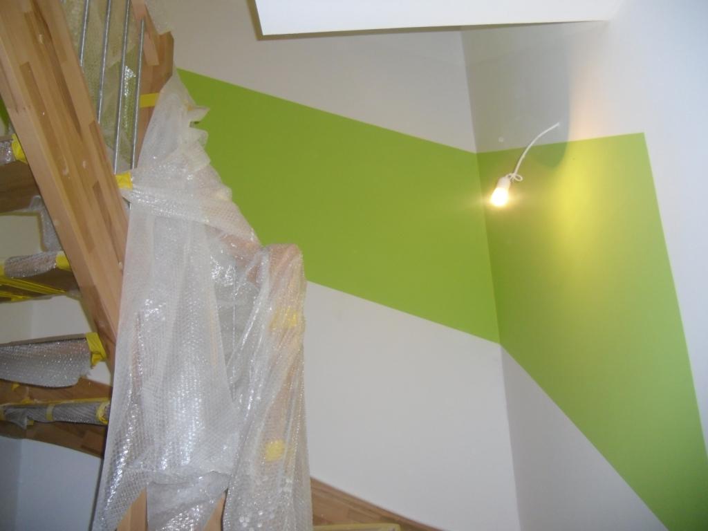 Hausbautagebuch: Farbe An Den Wänden