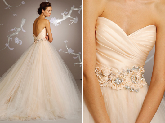 Pink Wedding Gown: Parties, Planning & Pretty Little Things: June 2012