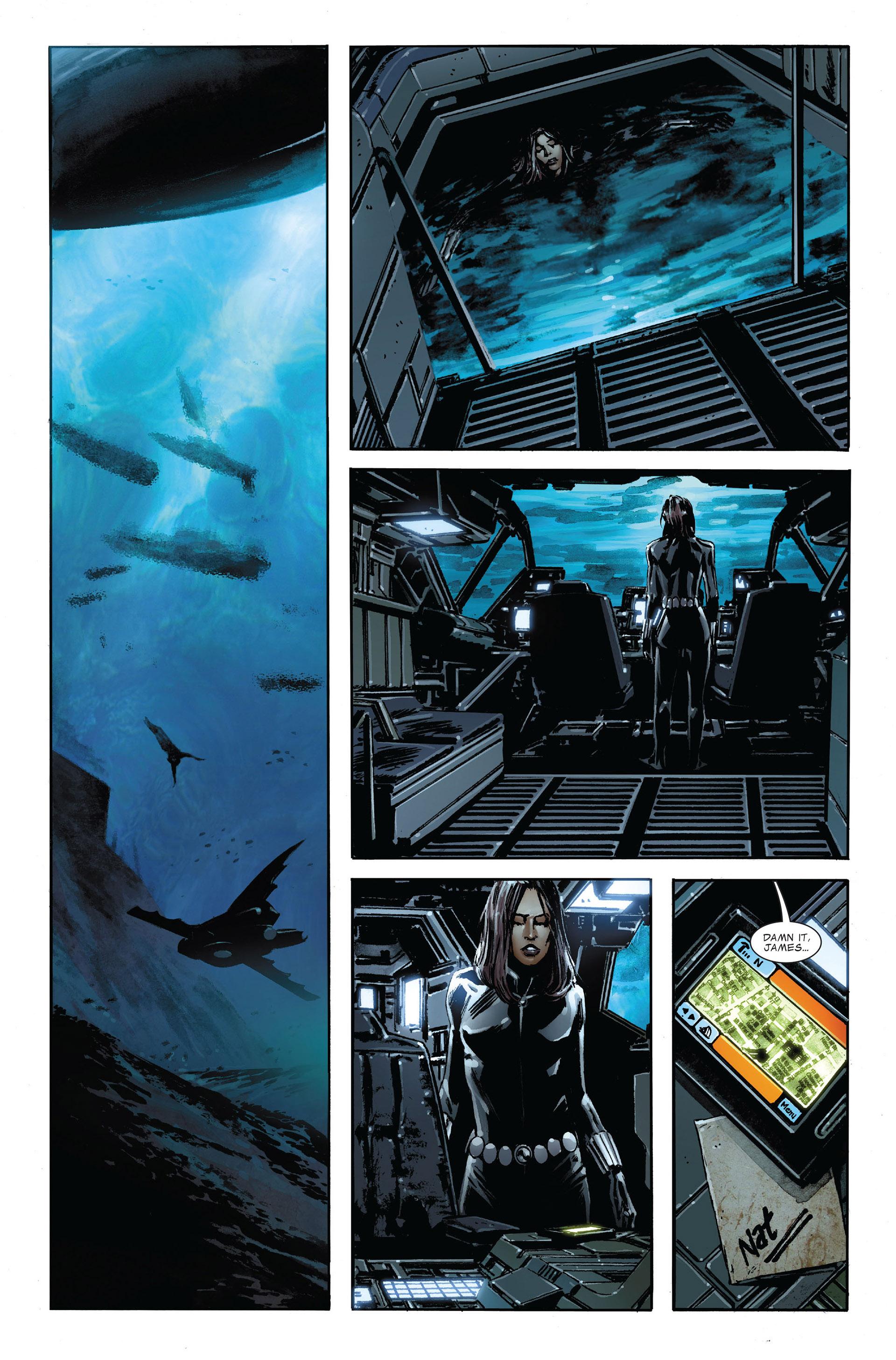 Read online Captain America (2005) comic -  Issue #47 - 17