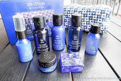 Spa Ceylon De-Stress Home Spa range review