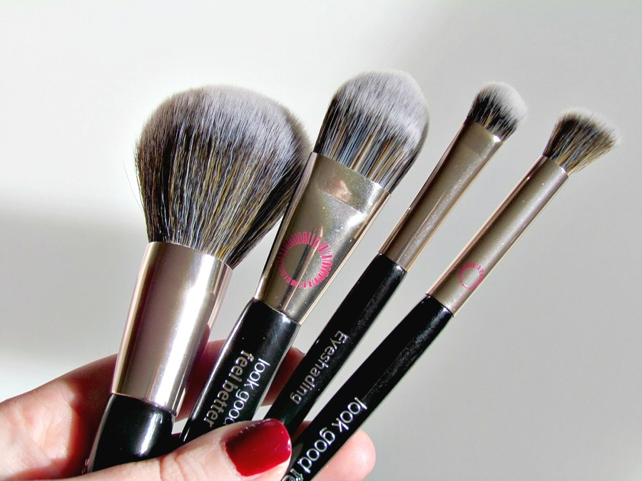 Look Good Feel Better, makeup brushes, Gordons Chemists, Style Blog, Northern Ireland blog, Irish blog