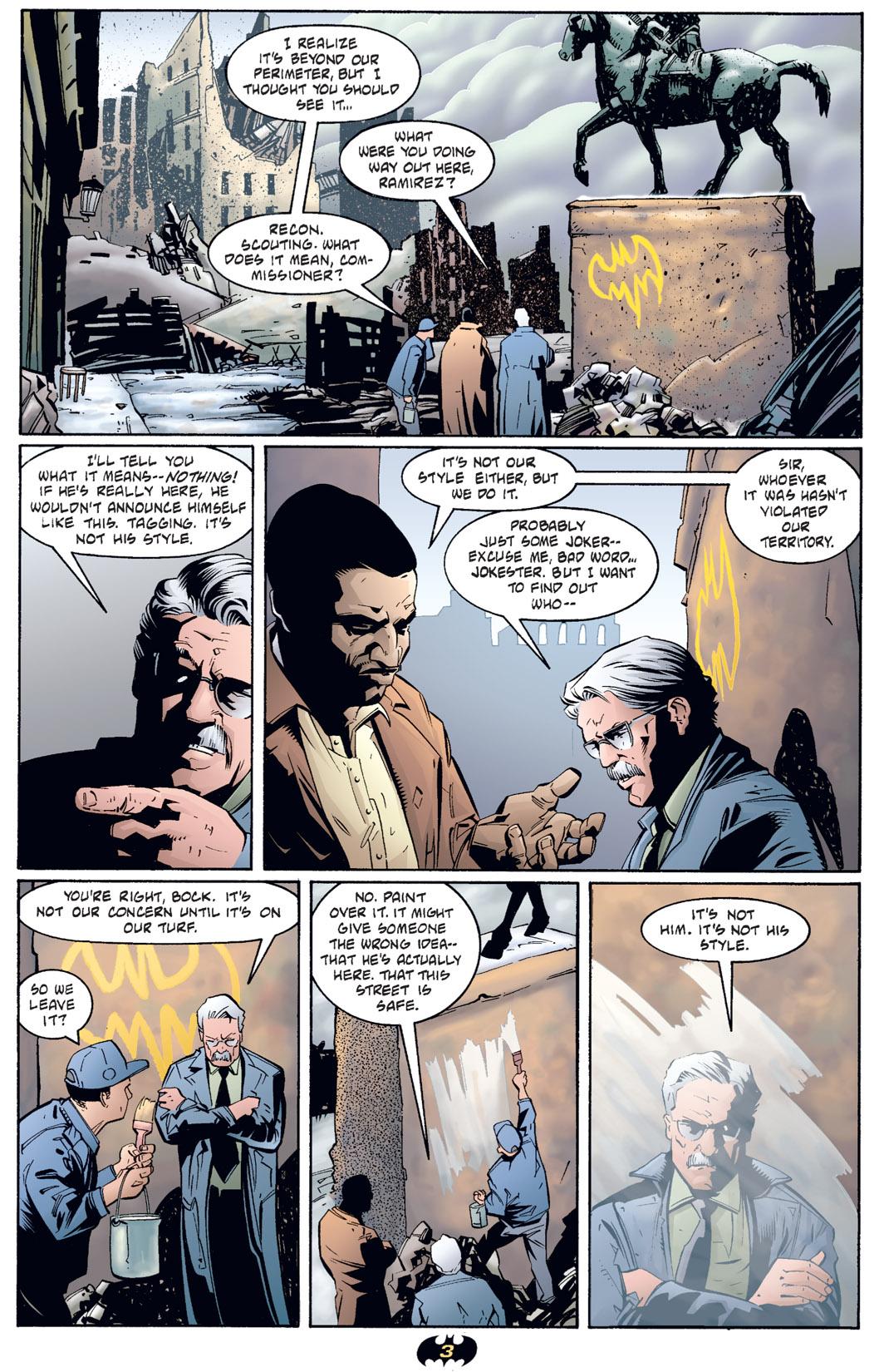 Detective Comics (1937) 730 Page 3