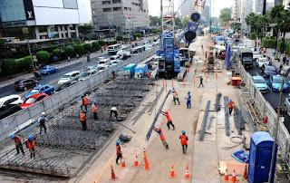 Pembebasan Lahan MRT