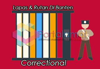 Lapas Rutan di Banten