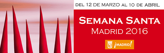 Semana Santa 2016 Madrid