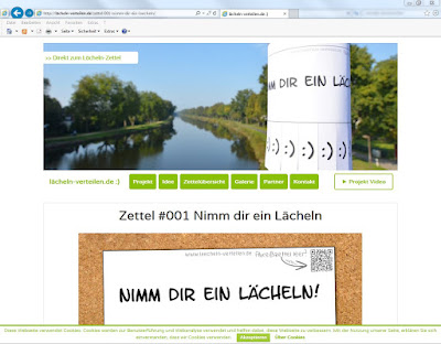 http://lächeln-verteilen.de/zettel-001-nimm-dir-ein-laecheln/