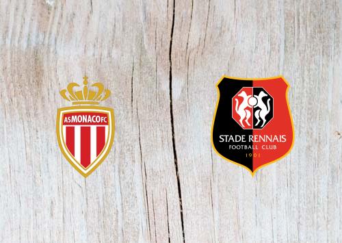 Monaco vs Rennes - Highlights 9 January 2019