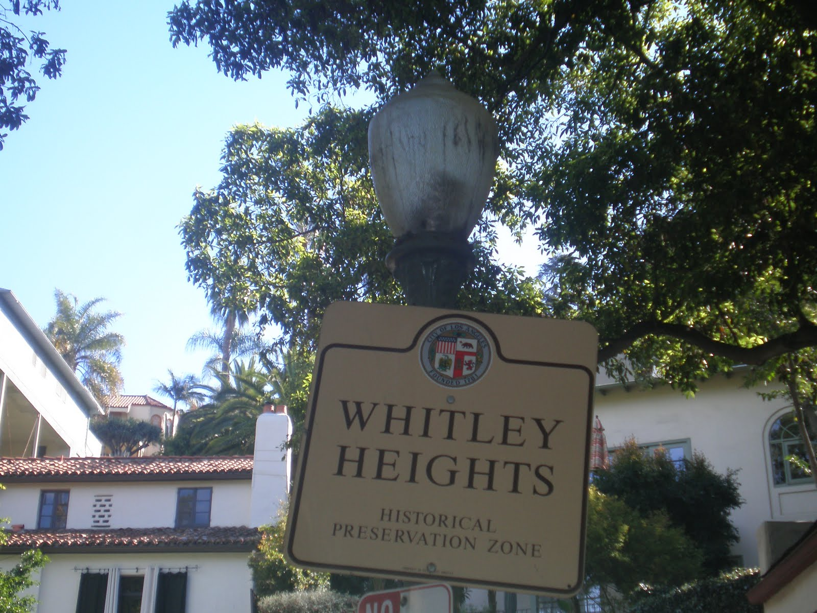 Walk  Whitley Heights
