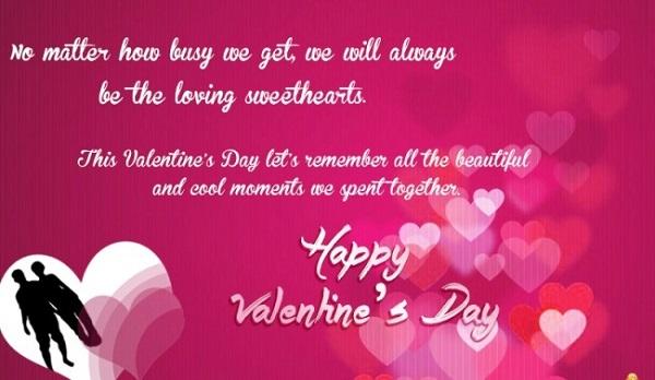 Valentines Day Messages For ExGirlfriendExBoyfriend  Quotes