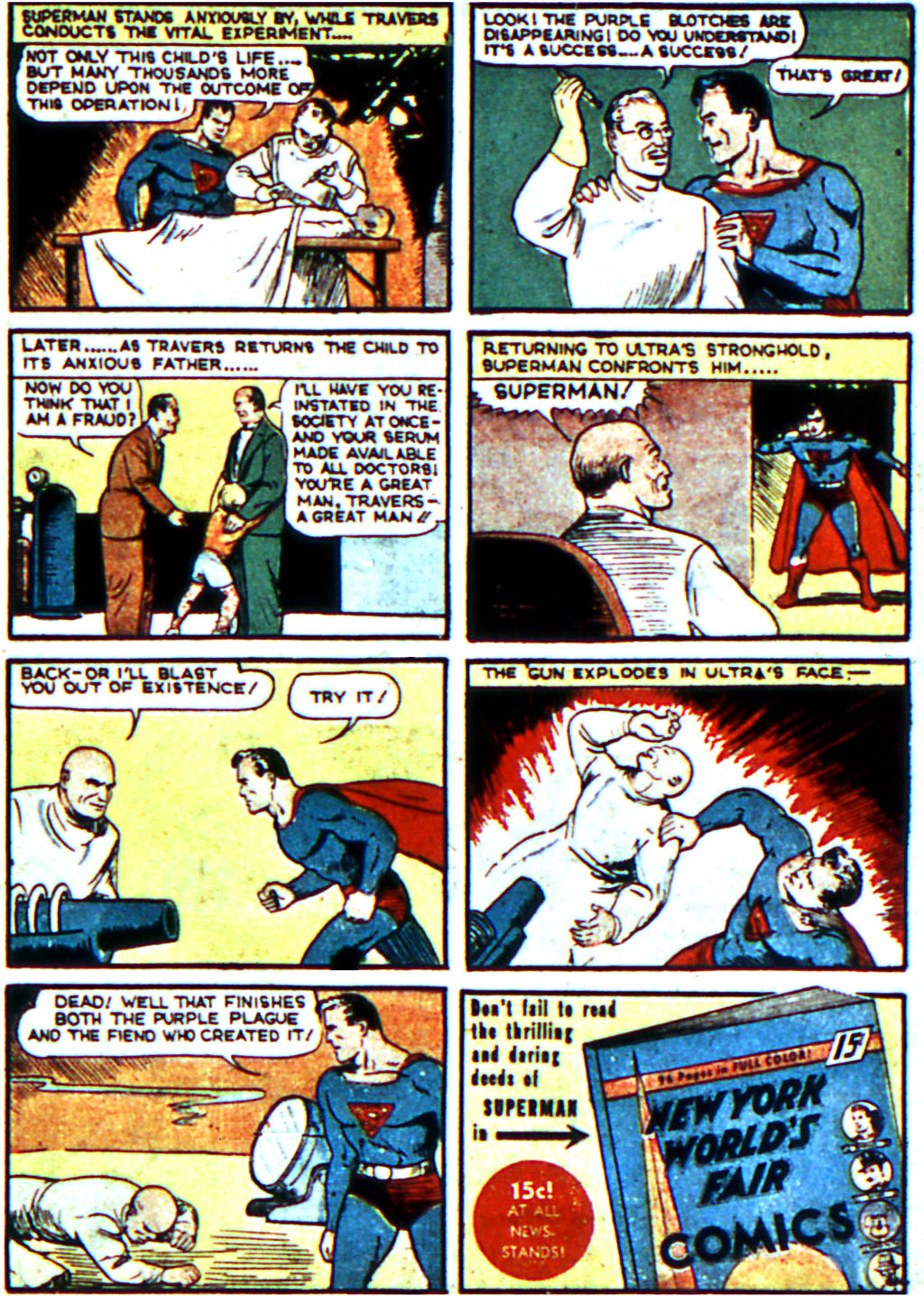 Read online Action Comics (1938) comic -  Issue #19 - 15