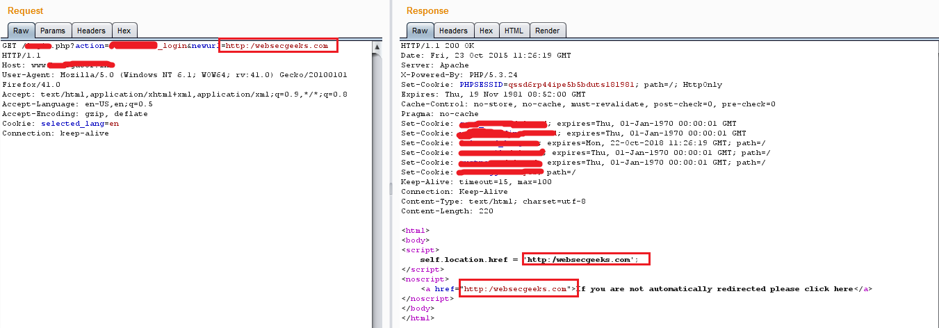 Web Security Geeks - The Security Blog: Attacking JSON Application