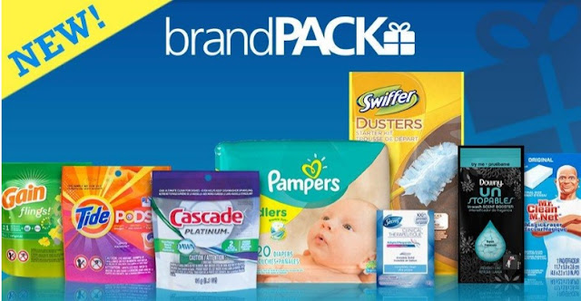 Image: P+G has launched a NEW brandPACK