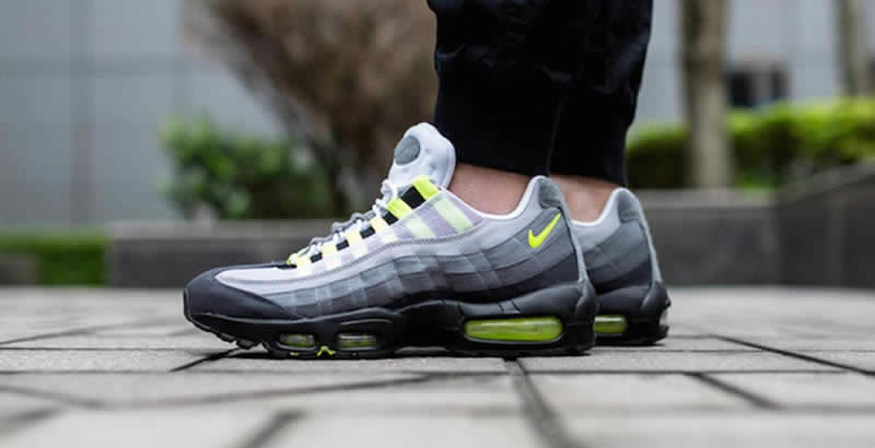 super popular 2967a f85d7 Nike Air Max 95 OG Neon On Feet - www.anpkick.com