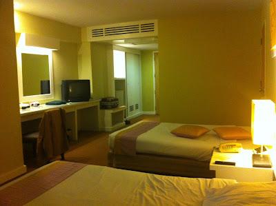 Tongtara Riverview Hotel in Bangkok, Thailand