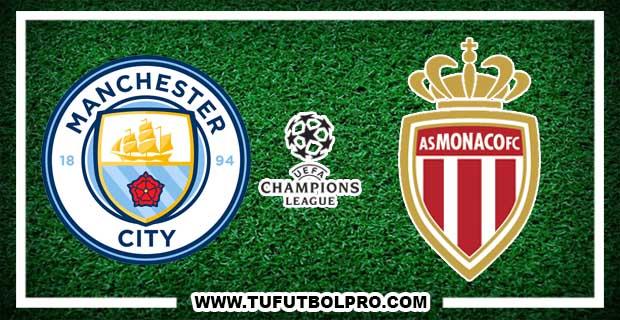Ver Manchester City vs Mónaco EN VIVO Por Internet Hoy 21 de Febrero 2017