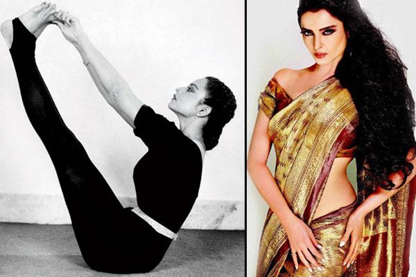 Image result for Yoga by rekha,nari