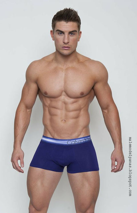 fitness model ryan terry