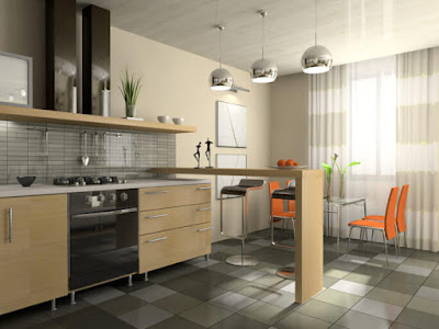 Kitchen+Designs+With+Black+Appliances