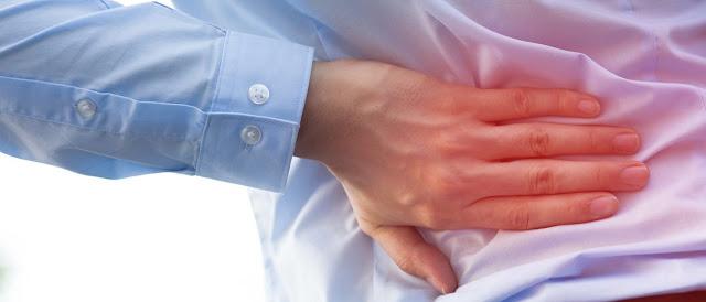 Dolor lumbar o de espalda