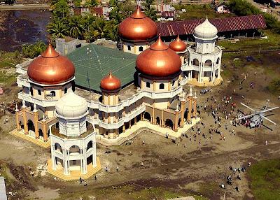 masjid meulaboh indonesia