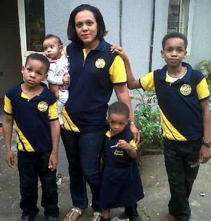 emeka ike wife abandon children