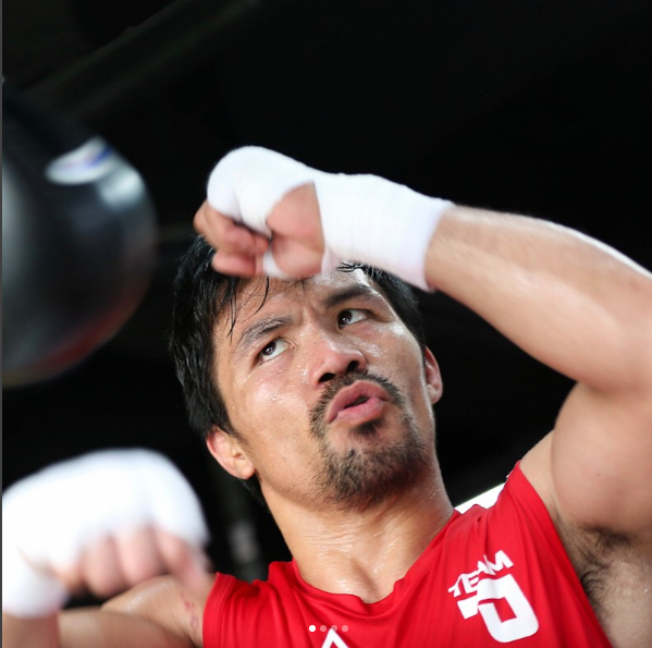 CAUGHT ON VIDEO! Want to Know How Humble and Ideal Man, Manny Pacquiao is?