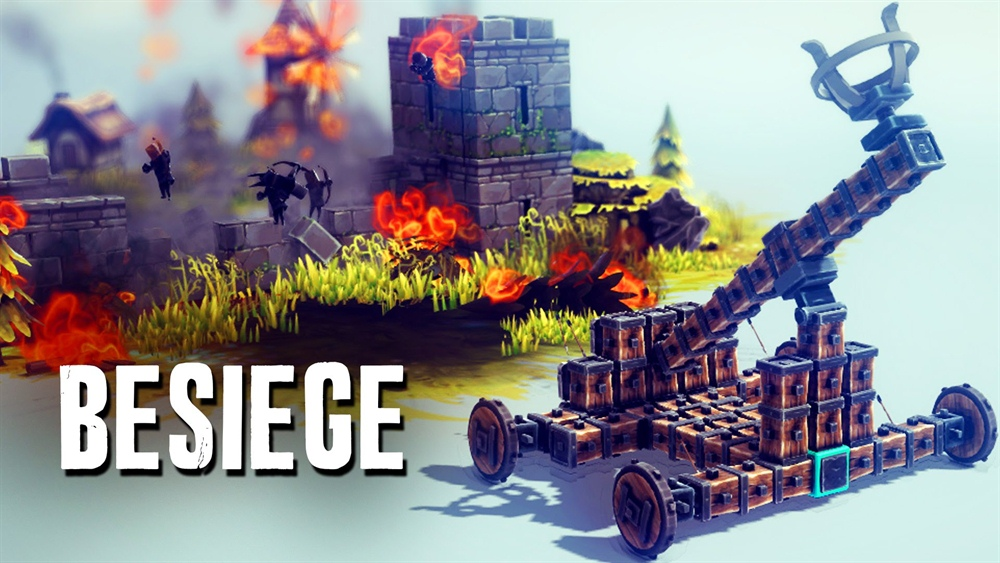 Besiege Free Download Poster