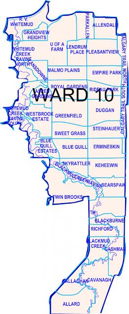 Ward 10 Map