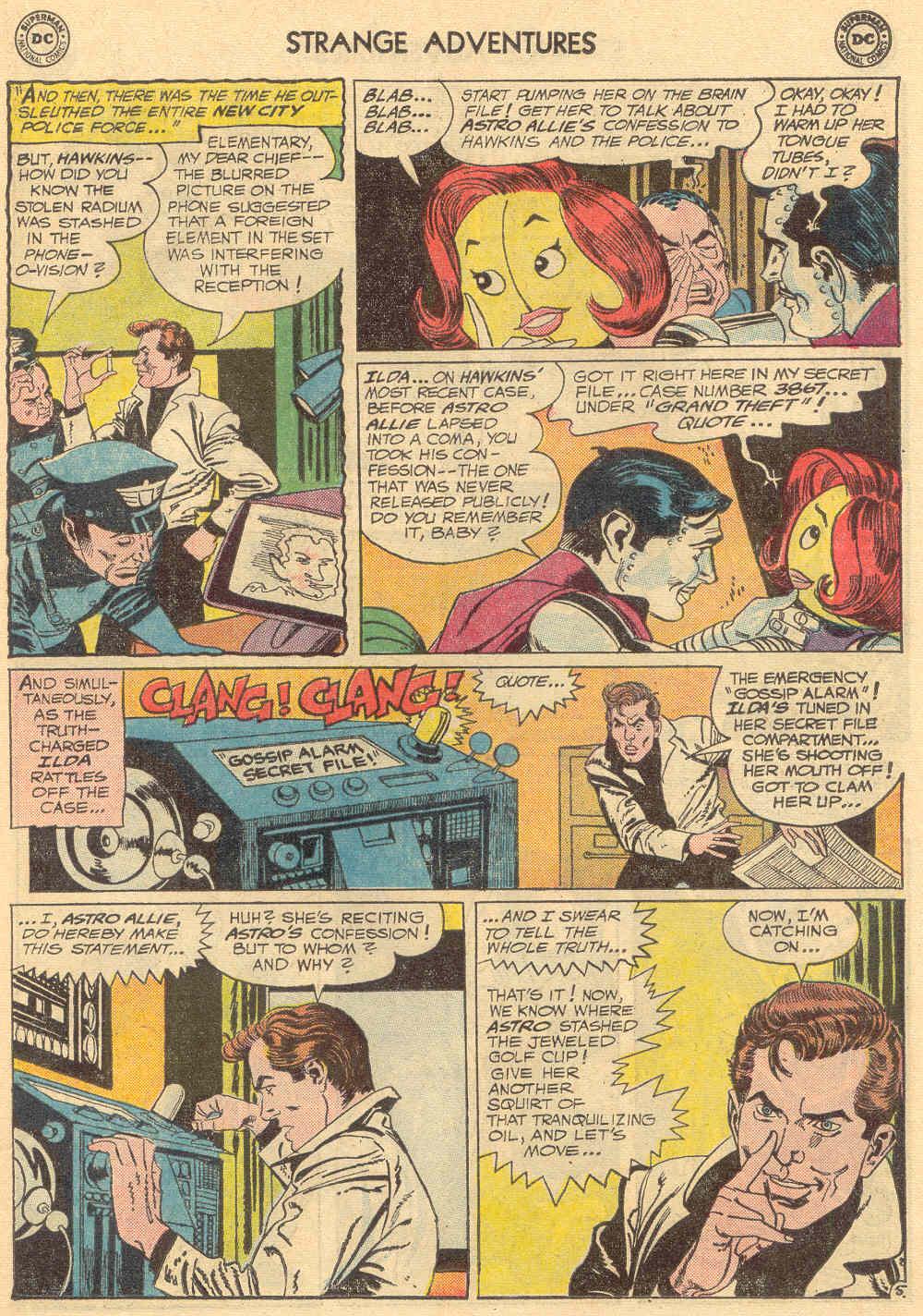 Strange Adventures (1950) issue 173 - Page 19