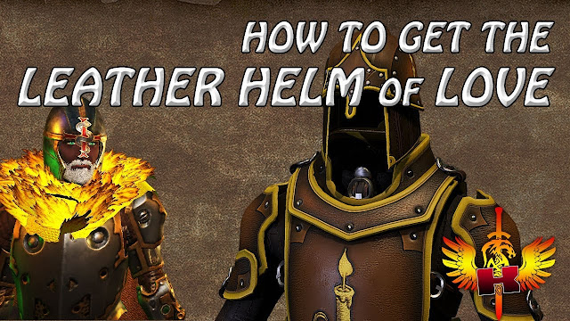 How To Get The Leather Helm Of Love • Shroud Of The Avatar Quest