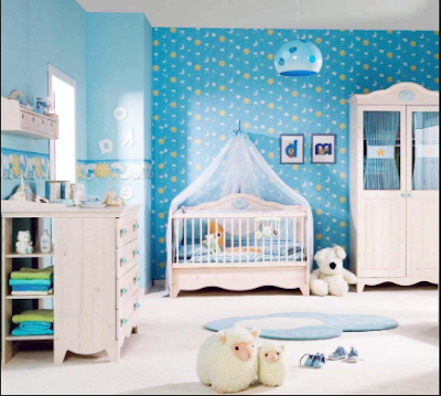 Desain Kamar Tidur Anak Bayi Tersayang Yang Buat Anak Ceria Riang Dan Gembira