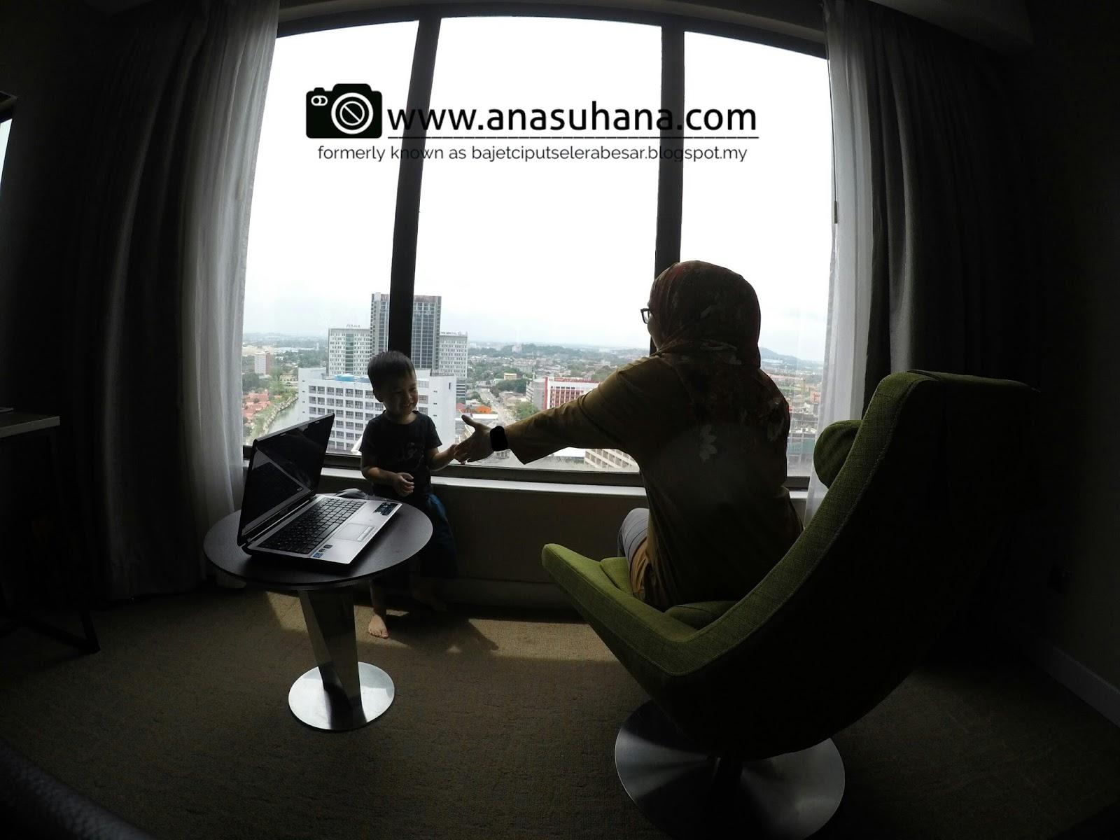 Hotel di Melaka - Hotel Ramada Plaza