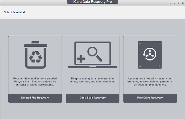 [Soft] iCare Data Recovery Pro 8.2.0.0 - Phục hồi dữ liệu