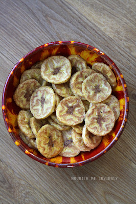 baked_plantain_chips_AIP_VEGAN