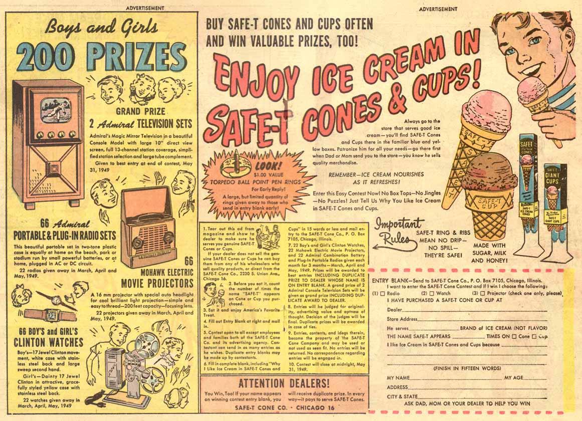 Read online Detective Comics (1937) comic -  Issue #147 - 26