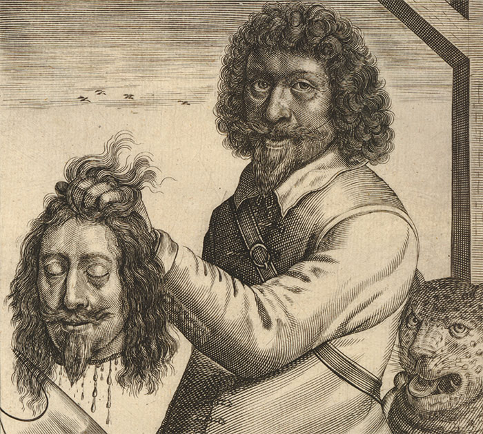 Historical Fun: The Execution of Charles I of England