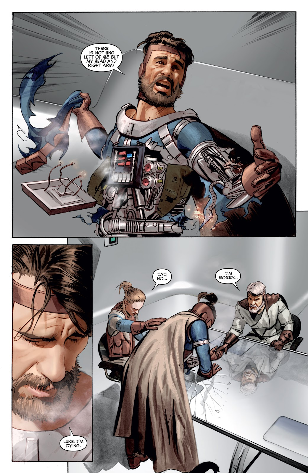 Read online Star Wars Legends: Infinities - Epic Collection comic -  Issue # TPB (Part 4) - 14