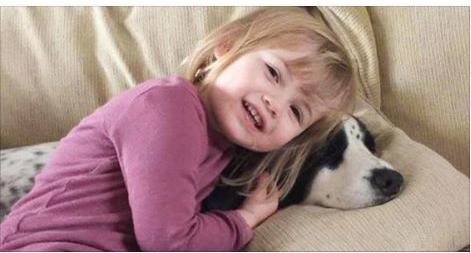 Menina de 2 anos morre de meningite e pais divulgam foto para alertar sobre doença
