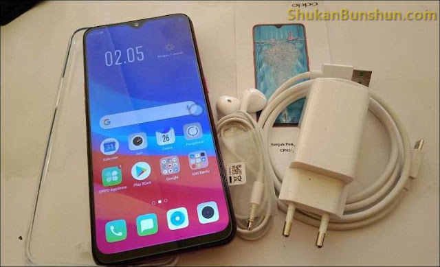 Oppo F11 Pro Review Indonesia Unboxing