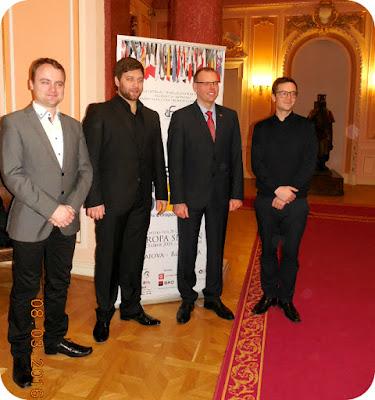 delegatia din Slovenia