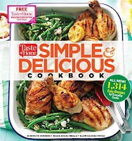 Taste of Home's Simple & Delicious Cookbook
