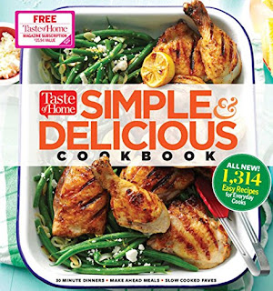Simple & Delicious Cookbook from Taste of Home