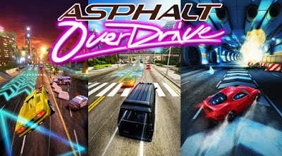 Asphalt overdrive for android