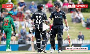 Ban vs NZ 1st ODI 2019