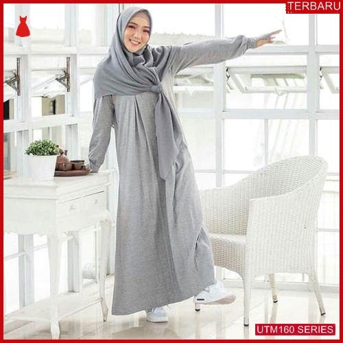 UTM160R73 Baju Roundhand Muslim Maxi UTM160R73 0A0 | Terbaru BMGShop