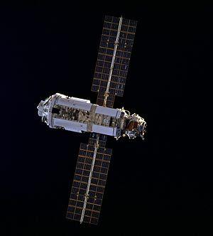 Σαν σήμερα … 1998, το πρώτο κομμάτι (Zarya) του ISS εκτοξεύεται στο διάστημα.