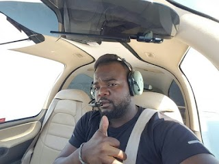Nigerian Pilot Makes History As First African To Fly The World Solo (Photo)