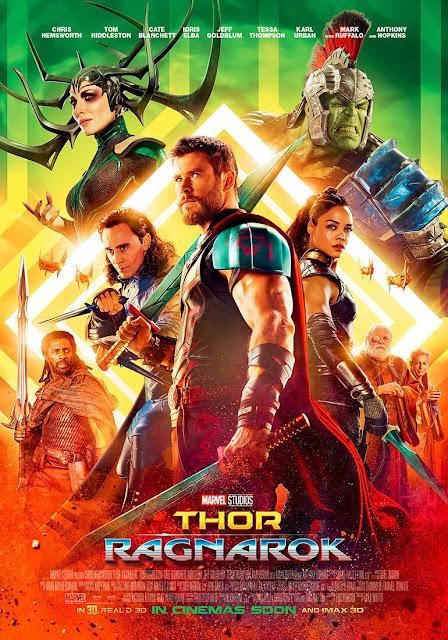 Thor: Ragnarok (2017) ταινιες online seires xrysoi greek subs