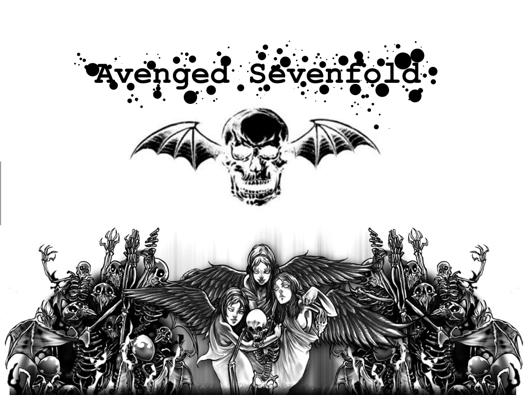 Download Wallpaper Avenged Sevenfold Wallpaper